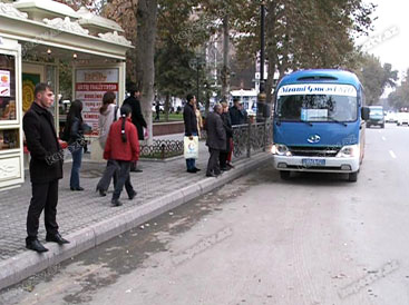 Photo: New buses to be operated in Azerbaijani city of Ganja