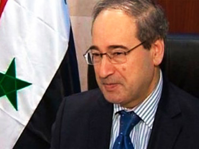 Photo: Deputy FM: Geneva II is way to avoid foreign intervention in Syria / Arab World