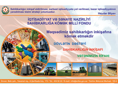 Photo: About 75 percent of concessional loans in 2013 sent to agricultural sector in Azerbaijan / Economy news