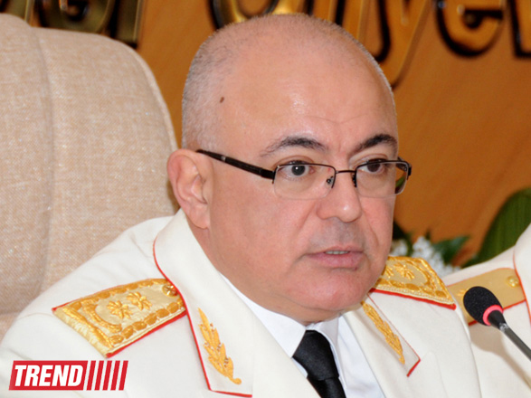 Photo: Customs committee head: Almost all drug smuggling to Azerbaijan comes from Iran