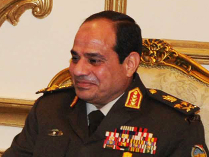 Photo: Sisi says no to reconciliation with Islamists  / Arab World