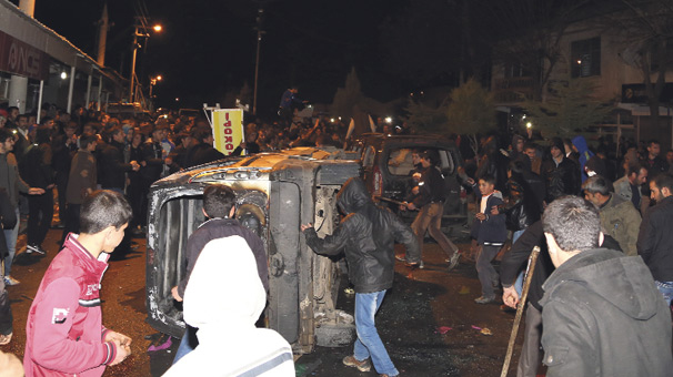 Photo: Several people injured in Turkey's clash  / Other News