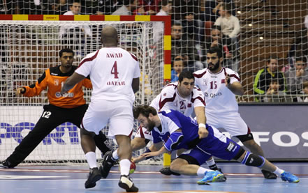 Photo: Iranian national handball team to compete in world cup for first time / Iran
