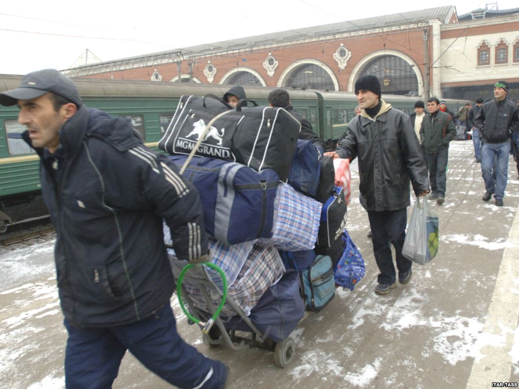 Photo: Yerevan keeps migration outflows top secret  / Armenia