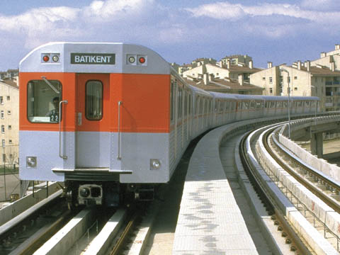 Photo: New subway line opened in Ankara / Economy news