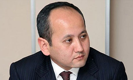 Photo: Kazakh oligarch Ablyazov appeals decision on extradition / Kazakhstan