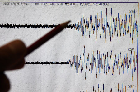 Photo: Academy of Sciences: Seismic processes in Azerbaijan dieing down  / Society