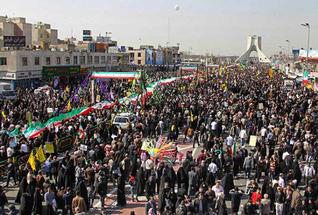 Photo: Some reformists arrested in Iran's Revolution celebration rallies / Politics