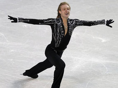 Photo: Russian skater Evgeny Plushenko pulls out of Winter Olympics and retires / Other News