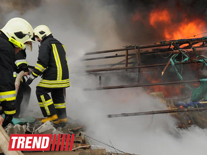 Photo: Warehouse with chemicals burns down in Istanbul / Other News