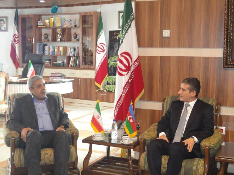 Photo: Cooperation between NAR and Iranian province of West Azerbaijan discussed in Tabriz / Politics