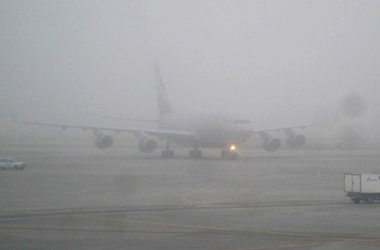Photo: Several flights cancelled in Istanbul due to heavy fog / Economy news