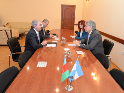 Photo: Azerbaijan, Argentina to cooperate in space industry / Azerbaijan