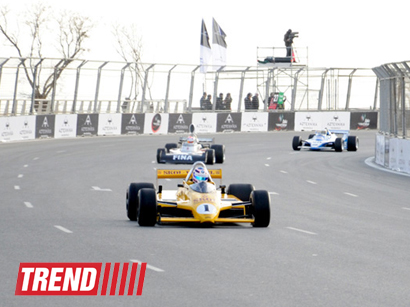 Photo: Formula 1 in Azerbaijan? / Society