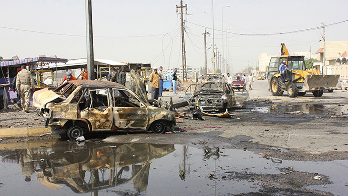 Photo: Iraq needs internal dialogue, not external intervention / Arab World