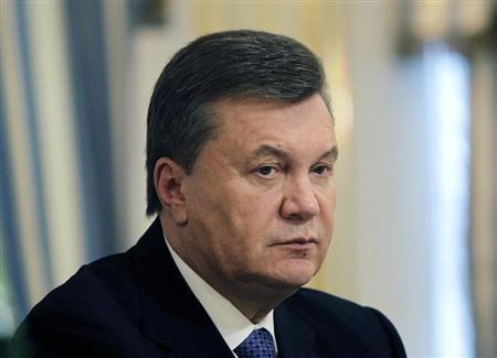Photo: Scenario of current situation in Ukraine wrote abroad- Yanukovich / Politics