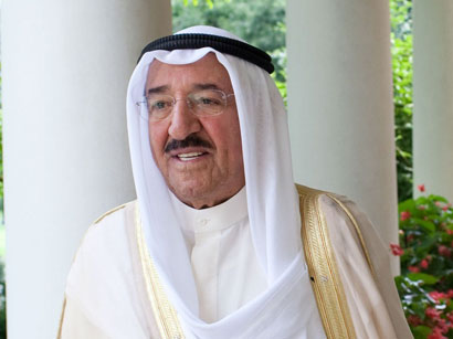 Photo: Kuwait's emir to visit Tehran / Iran