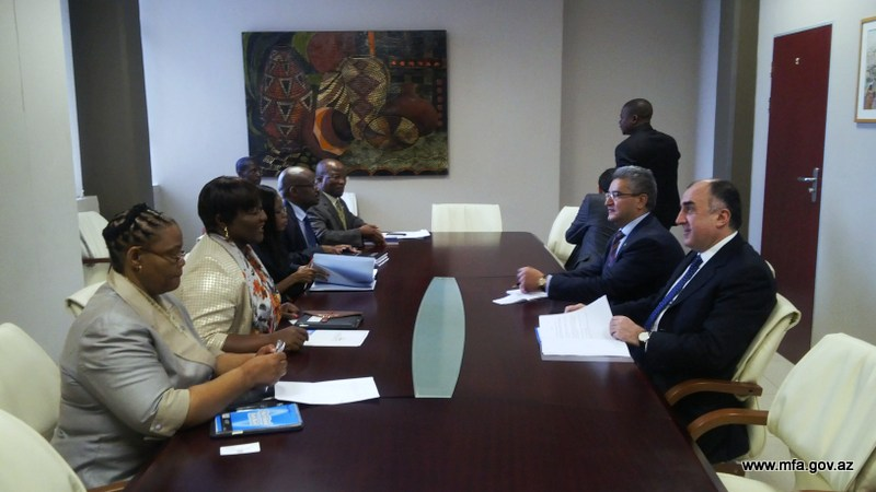 Photo: Botswana ready to create favorable conditions for making investments in Azerbaijan / Politics