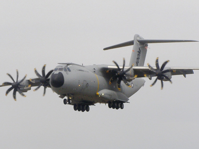 Photo: Airbus wrangles with Turkey over military transport plane / Turkey