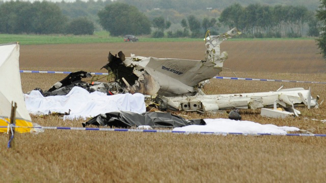 Photo: Algeria officially confirms plane crash / Arab World
