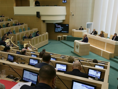 Photo: Moscow approves sending troops to Ukraine / Politics