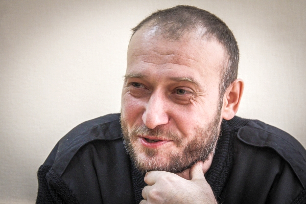 Photo: Ukraine's radical leader Yarosh officially registered as presidential candidate / Politics
