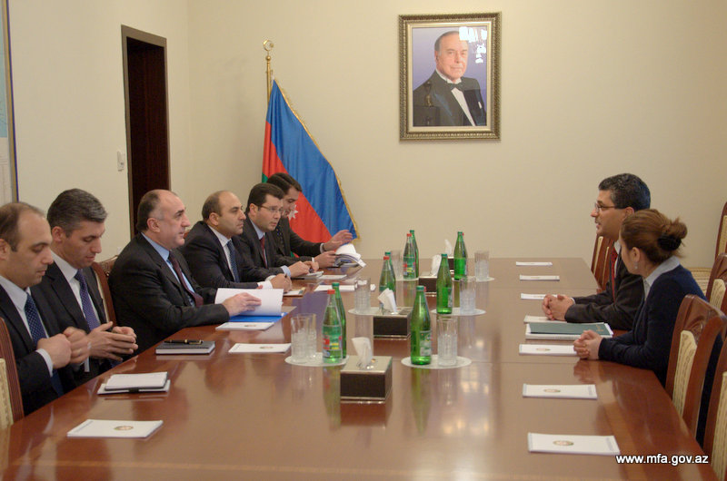 Photo: Azerbaijan, Colombia discuss ways of promoting cooperation