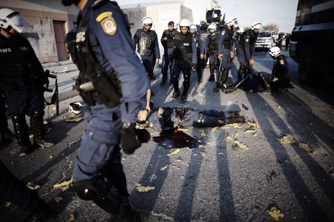 Photo: Turkey condemns Bahrain blast / Arab World