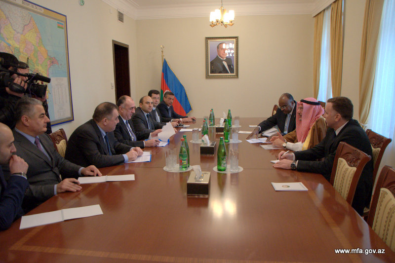 Photo: Azerbaijan, OIC discuss cooperation prospects   