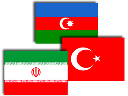 Photo: Iran, Azerbaijan, Turkey end trilateral meeting / Azerbaijan