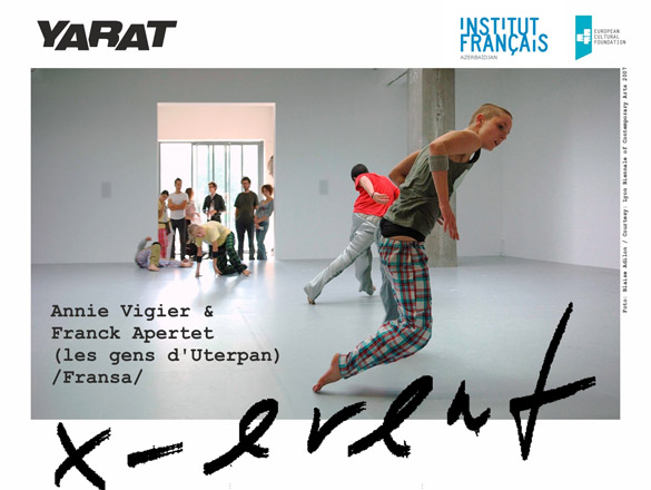 Photo: French choreographers' creative work to be presented in Azerbaijan for first time / Society