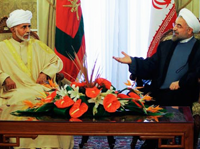 Photo: Iran, Oman stress need for sustainable security / Iran