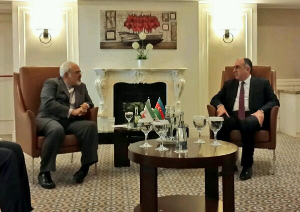 Photo: Azerbaijan and Iran discusses bilateral and regional relations / Politics