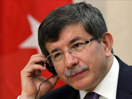 Photo: Davutoglu discusses Ukraine with UN, EU over phone / Turkey