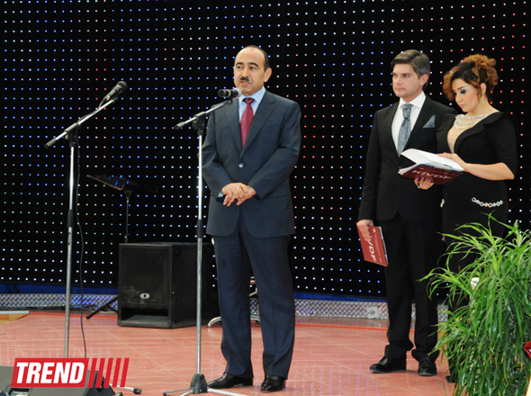 Photo: Azerbaijani journalists should put national interests above everything else  / Politics