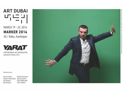 Photo: YARAT to participate in Art Dubai's curated gallery programme Marker