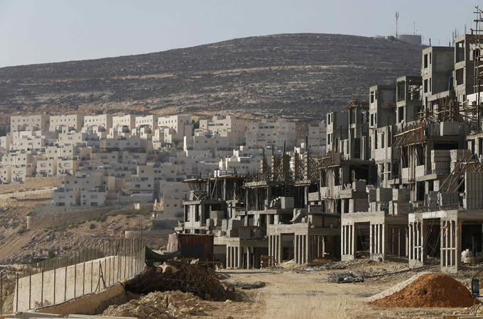 Photo: Israel expropriates 988 acres of Palestinian land in West Bank / Arab-Israel Relations