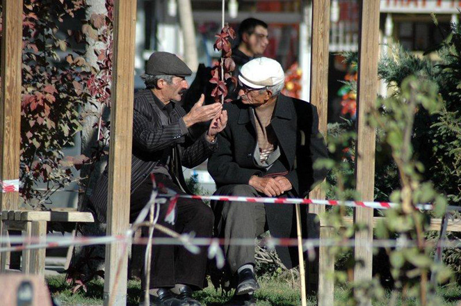 Photo: Older people account for nearly eight percent of Turkey's population / Society