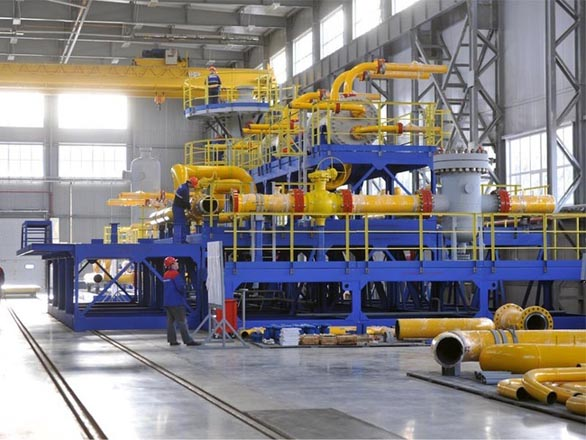 Photo: Development of Kazakh content in oil and gas engineering mutually beneficial / Kazakhstan