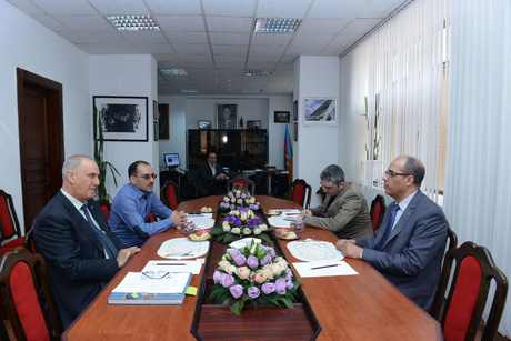 Photo: Azerbaijan, Morocco discuss prospects for cooperation in the field of information / Politics