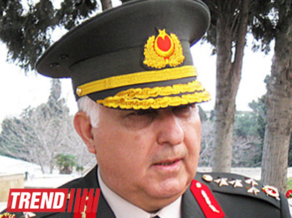 Photo: Turkish armed forces general staff chief to arrive in Baku