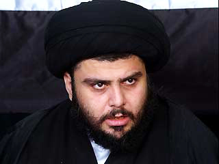 Photo: Sadr urges Iraqi PM Maliki not to run for third term / Arab World