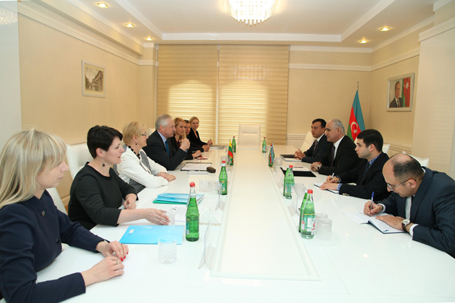 Photo: Azerbaijan, Lithuania have broad potential for investment cooperation / Economy news