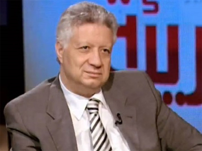 Photo: Lawyer Mortada Mansour says he will run for Egypt's presidency / Arab World