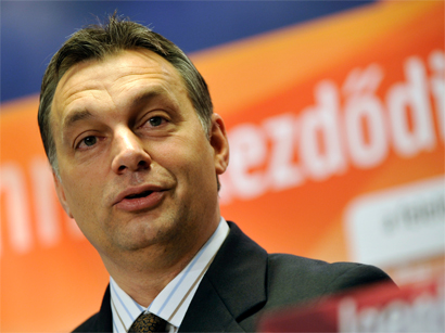 Photo: Viktor Orban wins four more years / Politics