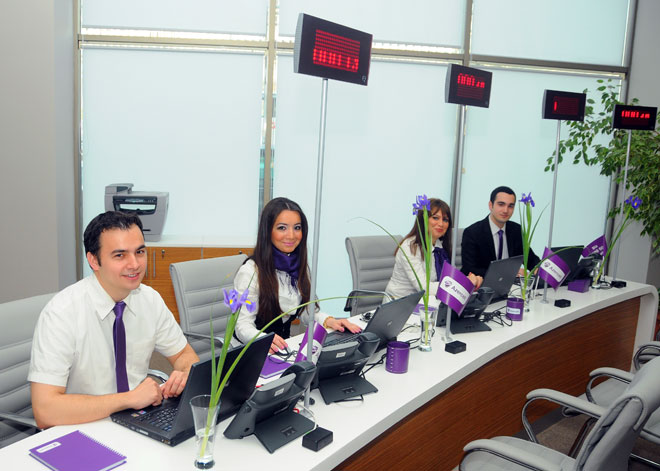 Photo: Azercell Customer Service Center to operate until 23:00 / Azerbaijan
