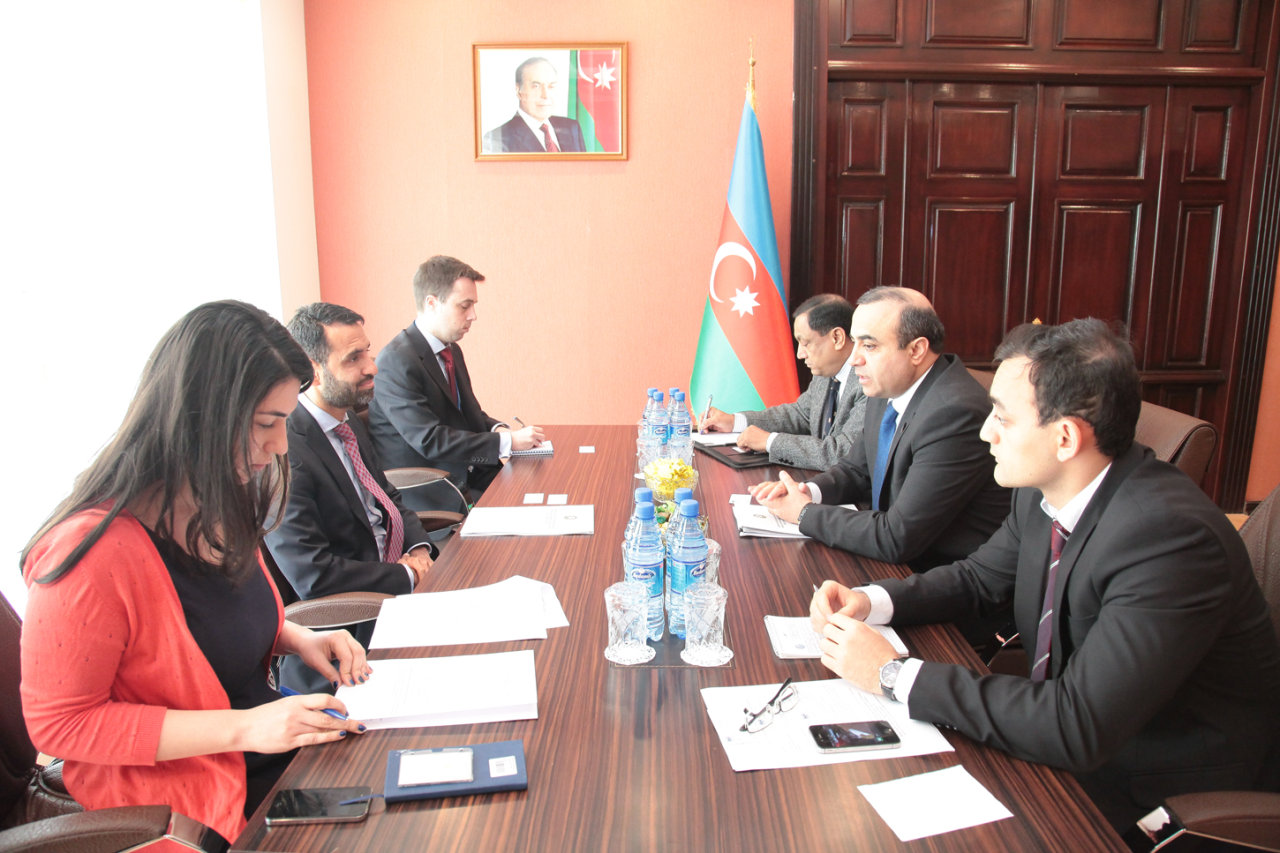 Photo: Azerbaijan, UK intend to cooperate in civil society development 