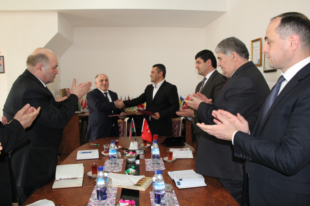 Photo: Azerbaijan, Turkey to create Eurasian Agricultural Council