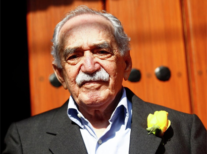 Photo: Author Gabriel Garcia Marquez dies / Society