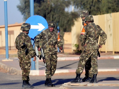 Photo: 11 soldiers killed in Algeria ambush: source / Arab World